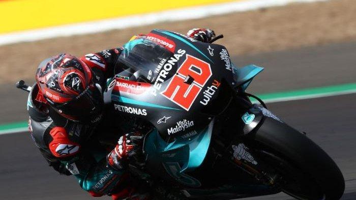 MotoGP Portugal, Quartararo Sebut Bakal jadi Ujian Yamaha