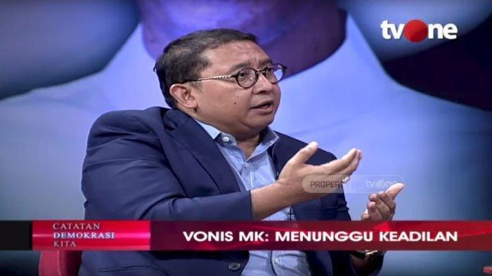 Kenapa Fadli Zon Tidak Masuk Daftar 5 Jubirsus Partai Gerindra yang Ditunjuk Prabowo?