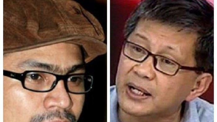 Beginilah Reaksi Rocky Gerung Soal Faizal Assegaf Hendak Membongkar 'Sodomi' Akal Sehat RG
