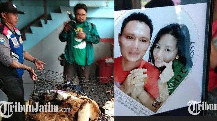 Fakta Suami Bakar Istri di Surabaya, Detik-detik Putri Menjerit dan Pekerjaan Purwanto pun Terkuak
