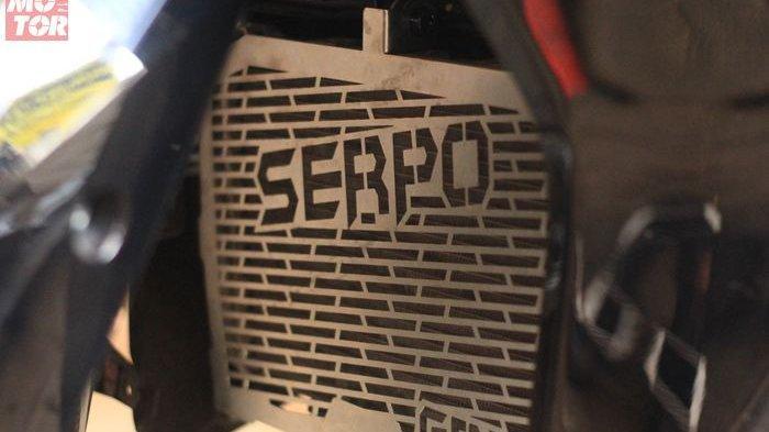 CARA Pasang Cover Radiator Yamaha XMAX Bisa Cegah Mesin Overheat