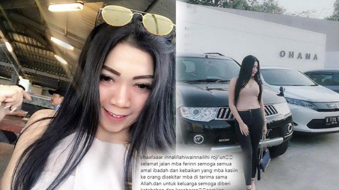 Gigi Kelinci Ferin Anjani Bikin Ibunya Yakin, Identitas SPG yang Dibakar Hidup-hidup Terungkap