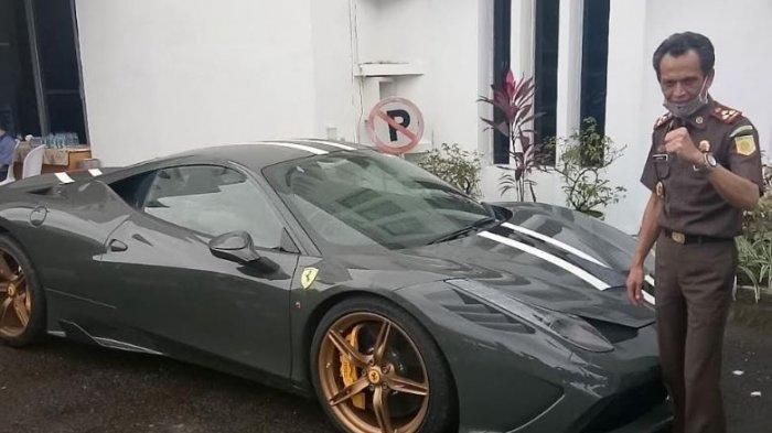 Bos Properti Kelahiran Medan Bawa Pulang Ferrari 458 Speciale Selundupan Usai Dilelang, Rogoh Rp 9 M