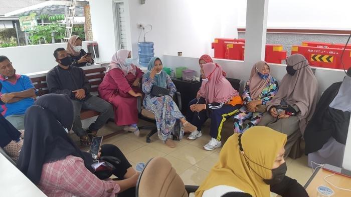 Sidang Putusan 6 Warga Kenanga di PN Sungailiat