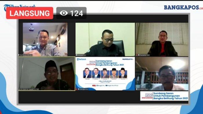 Wakil Rakyat di Senayan pun Berikan Sumbang Saran Malam Ini, Berikut Kata Mereka