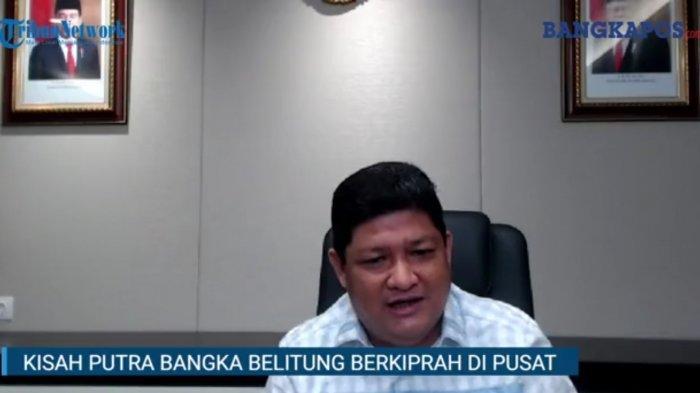 Dilantik Jokowi, Profil Zainuddin, Putra Desa Kemuja Jabat Direktur Kepesertaan BPJS Ketenagakerjaan