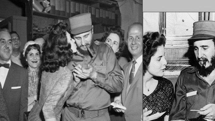 Kisah Mata-mata Cantik CIA Gagal Menembak Fidel Castro di Atas Ranjang, Malah Takluk dalam Pelukan