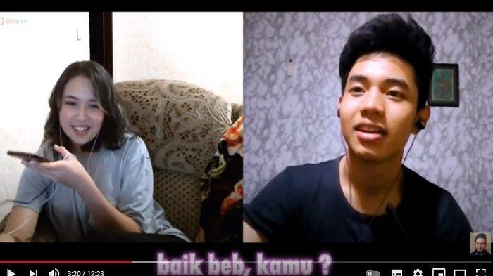 Fakboy Internasional Fiki Naki Bikin ''Amanda Manopo'' dari Khazakhstan Tersipu Malu