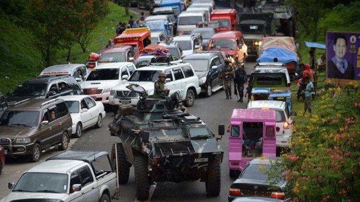 Militan dari Indonesia Ikut Menyerbu Kota di Filipina