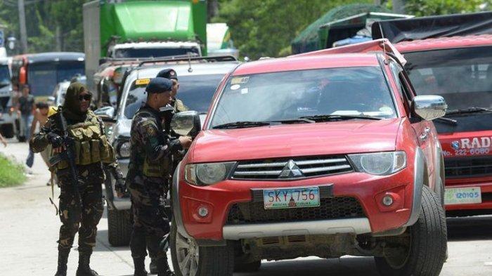 Seorang WNI Dilaporkan Tewas dalam Pertempuran di Filipina