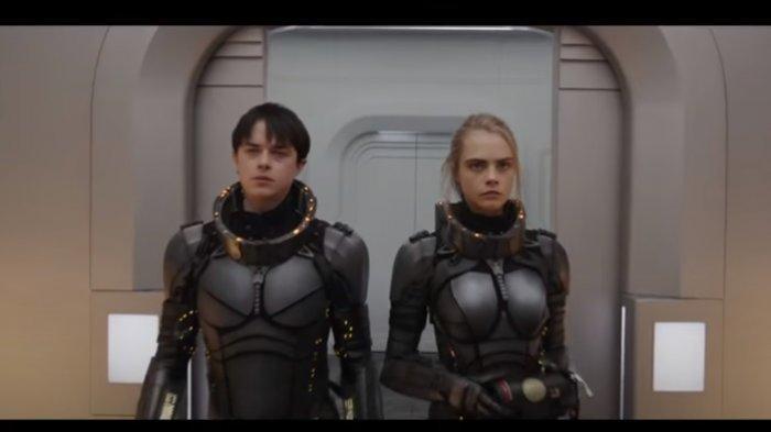 Mampukah Valerian dan Laureline Menjawab Kebingungannya, Saksikan di Trans TV Malam Ini