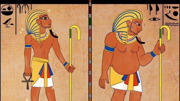 Sederet Fakta Unik Tentang Mesir Kuno, Satu di Antaranya Firaun Mungkin Gemuk dan Tidak Sehat