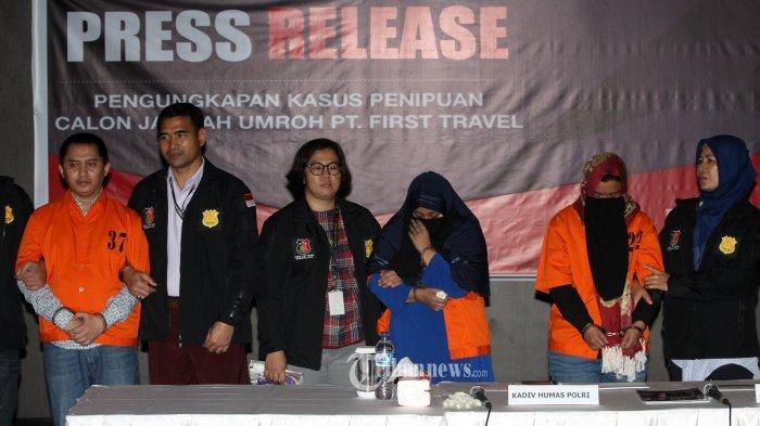 Gagal Memberangkatkan Puluhan Ribu Jemaah Haji, Bos First Travel Ngotot tidak Bersalah
