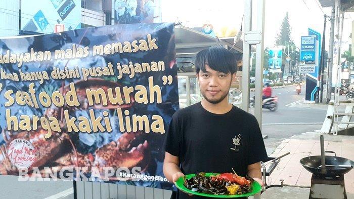 Kerang Good Looking, Jajanan Seafood Pinggir Jalan, Gak Enak Gak Usah Bayar - fito1.jpg