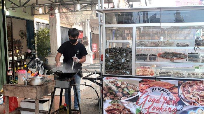 Kerang Good Looking, Jajanan Seafood Pinggir Jalan, Gak Enak Gak Usah Bayar - fito8.jpg