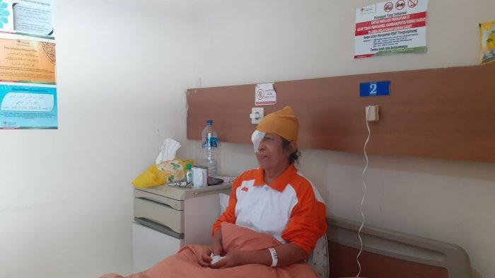 Fitriyani Bersyukur Terima Layanan Operasi Katarak di Klinik Mata Bakti Timah RSBT Pangkalpinang