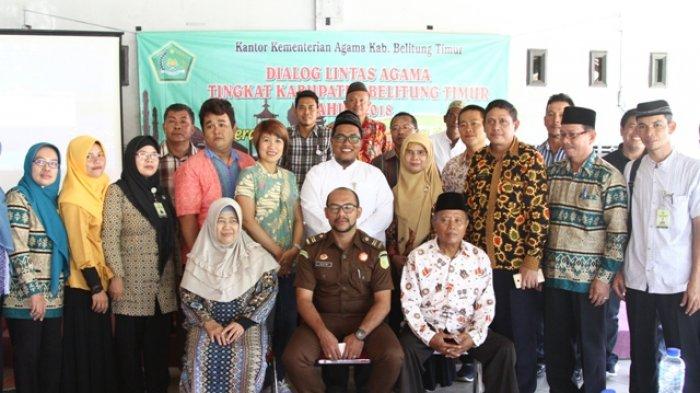 Kanwil Kementrian Agama Babel Akui Belitung Timur Zero Konflik