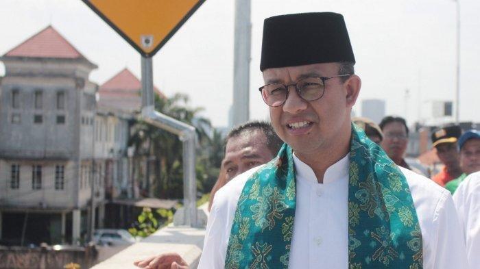 Jokowi Mengeluh Terjebak Macet : Itulah Kenapa Ibu Kota di Pindah, Begini Rekasi Anies Baswedan