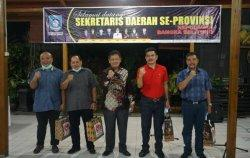 Gala Dinner Sekretaris Daerah se-Provinsi Bangka Belitung di Bangka Barat
