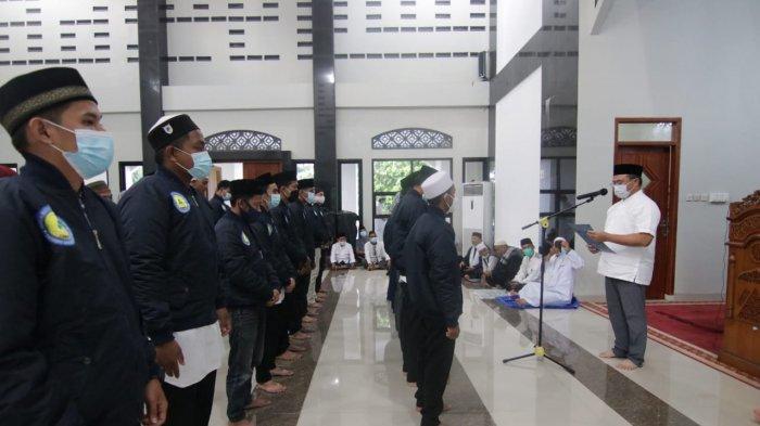 Gubernur Minta Forum Remaja Masjid Sebagai Pelopor Penggerak Ekonomi Umat di Bangka Belitung