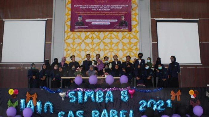 Mahasiswa Prodi PBA IAIN SAS Bangka Belitung Menjadi Tuan Rumah Kegiatan SIMBA VIII se-Sumatera