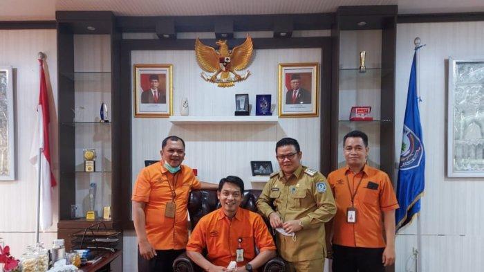 Kepala Kantor Pos Indonesia Cabang Pangkalpinang Kunjungi Bupati Bangka Selatan, Ini Tujuannya