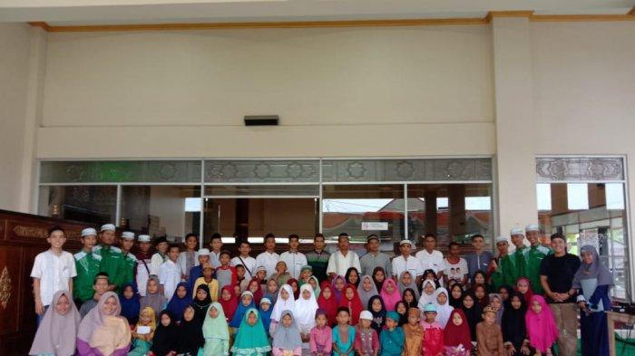 Karang Taruna Gaspalas Petaling Banjar Tutup Gema Ramadan 1440H