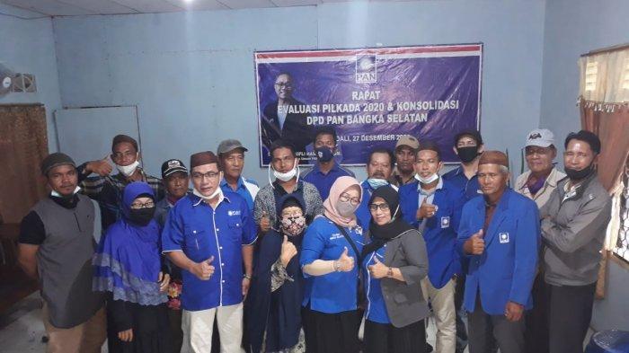 Dedi Kusdiana Kantongi Info Pengurus dan Kader PAN yang Membelot pada Pilkada Bangka Selatan 2020
