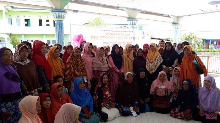 Salimah Bangka Selatan Gelar Seminar Parenting Ibu Cerdas