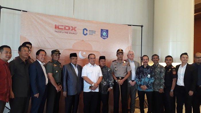 Sudah Mulai Dukung ICDX, Gubernur Minta ICDX Berikan Manfaat Langsung Pada Masyarakat