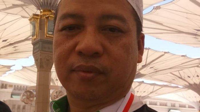 Jemaah Haji Pangkalpinang Menuju Mekkah