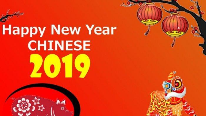 Contoh Ucapan & Gambar Selamat Imlek 2019 Tahun Baru China 2570, Kirim Via WhatsApp dan Facebook