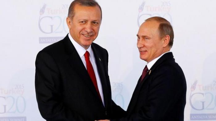 Israel Harus Diberi Pelajaran, Presiden Turki Erdogan Telepon Putin Soal Kelakuan Israel