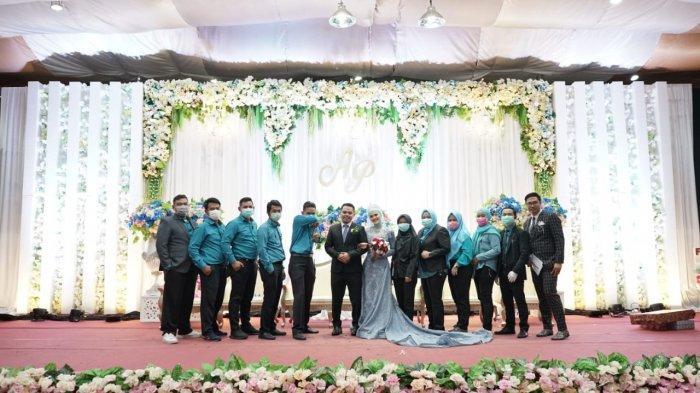 Resepsi Pernikahan Harus Izin Polsek dan Satgas Covid, Pesta Diimbau Gelar di Gedung
