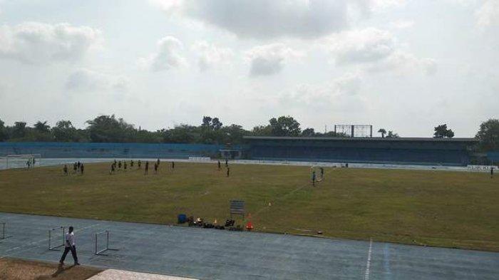 Babel United FC Gelar Latihan Jelang Persiapan Hadapi Persibat Batang