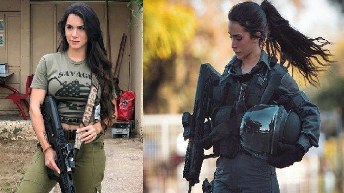 Tentara Cantik Si Ratu Senjata, Anggota Pasukan Elite Israel, PerangiPria Cabul Karena Alasan Ini