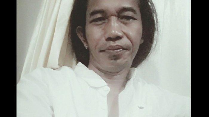 Imron Gondrong Ternyata 'Kembaran' Presiden Jokowi: Aku yang Mirip Dia Atau Dia yang Mirip Aku