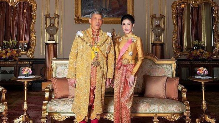 Foto-foto Syur Selir Raja Thailand Bocor ke Publik, Umumnya Foto Selfie, Diduga Ulah Peretas
