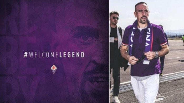 Liga Italia Via MAXstrem, Prediksi Fiorentina Vs Napoli, Frank Ribery Berwarna Ungu