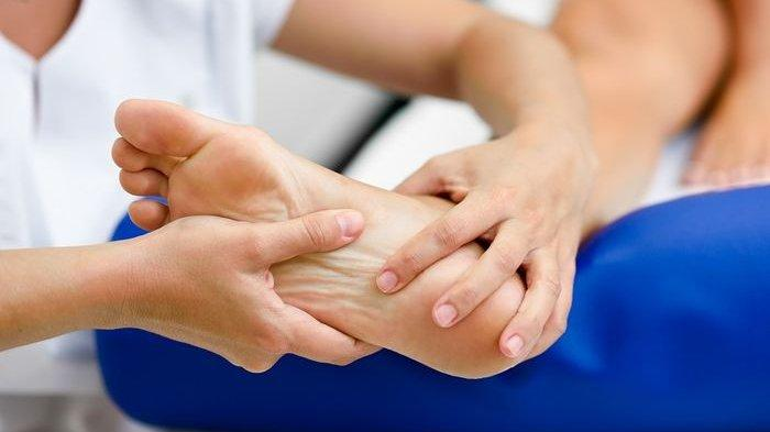 Titik-titik di Kaki yang Perlu Dipijat Agar Sembuhkan Penyakit, Mengatasi Sakit Punggung dan Nyeri