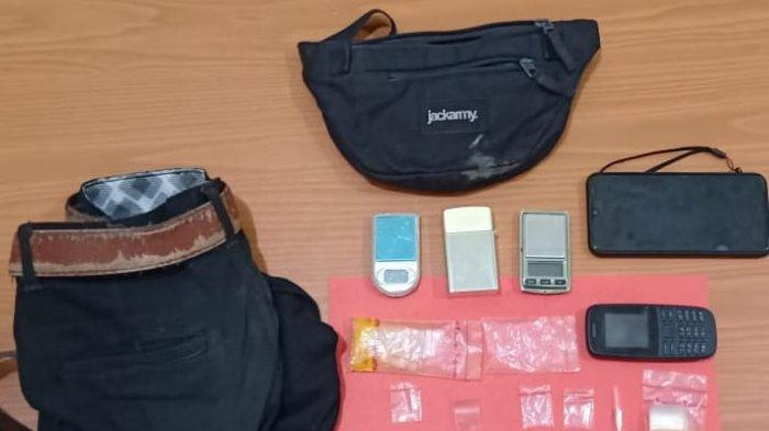 Sembunyikan Sabu 5,04 Gram di Kamar, Sardiyan Dibekuk Polisi