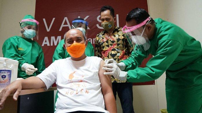 17 Golongan Orang yang Tak Dapat Vaksin, Tekanan Darah di Atas 140/90 dan Punya Penyakit Ini