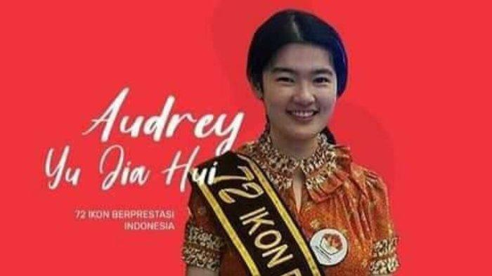 Jokowi Dikabarkan Tawar Pekerjaan Spesial untuk Audrey Yu, Gadis Super Jenius Asal Surabaya