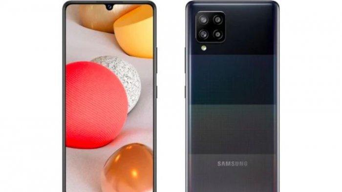 PENAMPAKAN Galaxy A42 5G, Smartphone 5G Samsung yang Paling Murah
