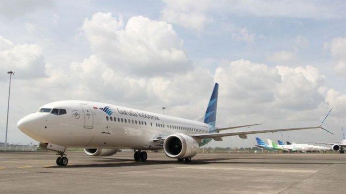 Garuda Indonesia Sudah Tidak Percaya Lagi dengan Boeing 737 Max8
