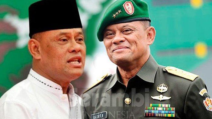 Gatot Nurmantyo Blak-blakan Beber Korupsi di Tubuh TNI, ini Isi Doa Mantan Panglima TNI Itu