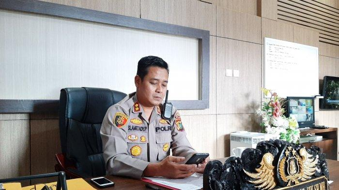 Kapolres Bangka Tengah AKBP Slamet Ady Purnomo