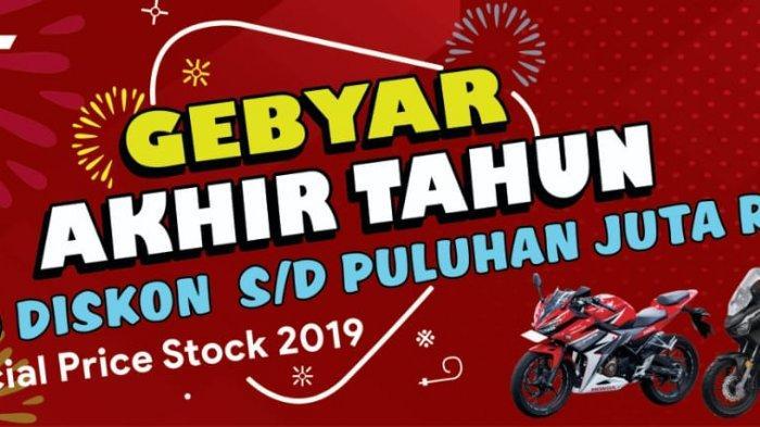 Gebyar Akhir Tahun Motor Sport Harga Matic Nusantara Sakti Sungailiat