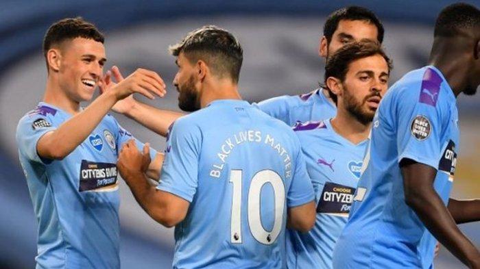 Man City Vs Lyon - Guardiola Merasa Timnya Punya Keuntungan