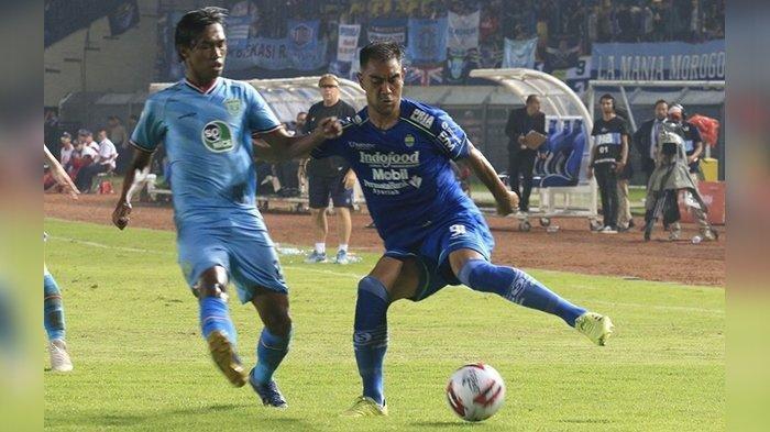 Filosofi Sepak Bola Menyerang Akan Tersaji di Laga Big Match Arema FC vs Persib Bandung